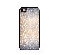 sparkle caso duro in alluminio per iPhone 4 / 4S