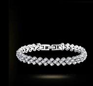 Zircon Jewelry Female Crystal Bracelet
