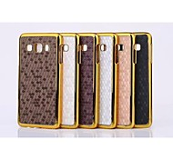 Snakeskin Grain Pattern Plastic Cover for Motorola for Samsung Galaxy A3(Assorted Colors)