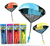 Children's Hand Thrown Parachutes Educational Toys Random Delivery