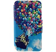 Для Кейс для Nokia Бумажник для карт / Флип Кейс для Чехол Кейс для Занавес Твердый Искусственная кожа Nokia Nokia Lumia 520