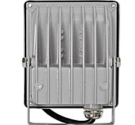 30W Focos LED 1 LED de Alta Potencia 2400 lm RGB Control Remoto AC 85-265 V