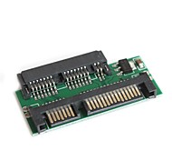 JMT-02   1.8 Inch SATA 16PIN Female to SATA 22PIN Male Adapter