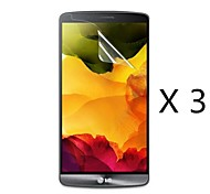(3 pcs)High Definition Screen Protector for LG G3