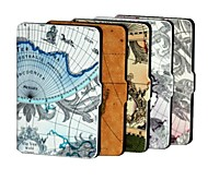 6 Inch PU Leather Case for Amazon Kindle Paperwhite  (Assorted Colors)