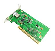 Single Port Super Speed USB 3.0 PCI 16x 32x Interface Card for PC with Low Profile Bracket