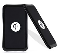 qi pad standard universel sans fil de chargeur pour iPhone 6, iPhone 6 plus, 5s iphone (couleurs assorties)