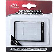 JYC protector de pantalla de cristal óptico pro lcd para Nikon D5200