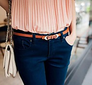 Women Skinny Belt / Waist Belt,Casual All Seasons