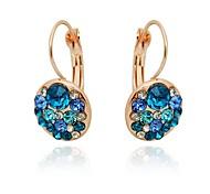 Women's Fashion Diamondl  Clip Earrings(More Colors)