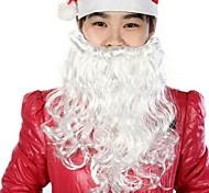 festa de natal abastece Santa barbas noel