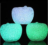 Crystal Apple LED  Night Light
