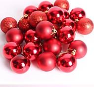 bolas de natal enfeites de árvore de Natal
