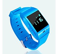 GPS Wrist Watch with Heart Rate Monitor and Pedometer Function