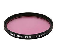 naturaleza filtro fluorescente 67mm