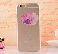 Elegant Design  Pattern  TPU  Soft Cover for iPhone 6 Plus