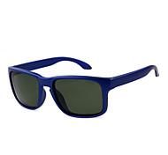 Anti-Reflective Men's Rectangle Plastic Classic Sunglasses