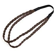 Fashion Stretch Twist Braid Wig Hair Band
