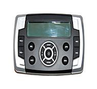 H-3306 Wasserdichte Marine Spa Audio Receiver Motorrad-Radio Stereo-MP3-Player für Boote ATV UTV Heavy Duty Traktor-Radio Sound System
