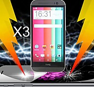 Ultimate Shock Absorption Screen Protector for HTC One M8 (3 PCS)