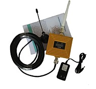High Gain 65dbi GSM 900Mhz Intelligence Mobile Phone Signal Repeater LCD Display Antanna Kit