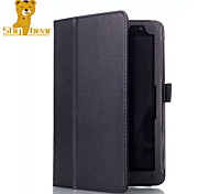 "Shy Bear™ Slim Smart PU Leather Cover Case for Lenovo A8-50 A5500 8"" Inch Tablet"