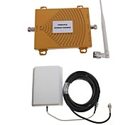 CDMA/PCS 850/1900MHz Dual Band Mobile Phone Signal Booster Repeater Amplifier Antenna Kit