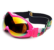 HB Fushica Frame Double Lens Compressive Snow Googgles