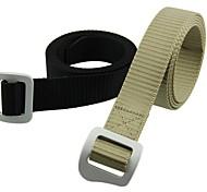 Rockway® Outdoor Unisex Nylon and Aluminum Adjustable Buckle Outdoor Activity Belt