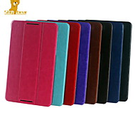 "Shy Bear™ Business Slim Smart PU Leather Cover Case for Lenovo A8-50 A5500 8"" Inch Tablet"