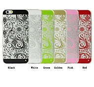 New Super Thin Transparent Lucky Grass Mobile Phone Shell for iPhone 6(Assorted Colors)