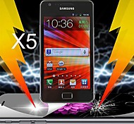 Ultimate Shock Absorption Screen Protector for Samsung Galaxy S2 I9100 (5 PCS)