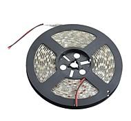 étanche 72W 6700K 300x5050 SMD LED lumières de bande blanche de décoration de lumière (DC 12V 5m /)