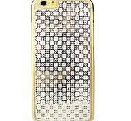 Diamond Look Transparent Cases for iPhone 6 Plus