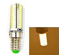 Bombillas LED de Mazorca E14 5W 104 SMD 3014 400 LM Blanco Cálido / Blanco Fresco V