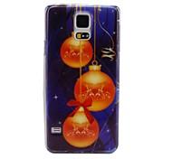 Christmas Ball Plastic Hard Back Cover for Samsung S5 I9600