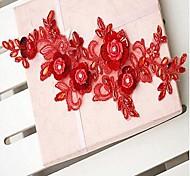 Women's Lace/Rhinestone Headpiece - Wedding Flowers