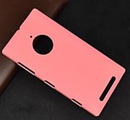 Pajiatu Hard Mobile Phone Back Cover Case Shell for Nokia Lumia 830 (Assorted Colors)