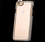 LUXURY Diamonds Crystal Back Cover Case for iPhone 6