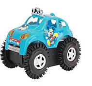 Cartoon Dump Electric Toy Car(Colors Random)