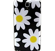 Para Samsung Galaxy Note Diseños Funda Cubierta Trasera Funda Flor TPU Samsung Note 3 Lite