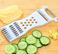 5 in 1 Multifunctional Peeling and Slicing Fries Kitchen Utensils