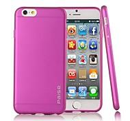 paise estojo cor sólida TPU ™ para iPhone 6 (cores sortidas)