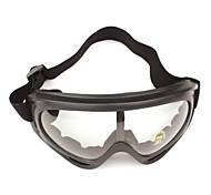 Cycling Anti-Fog Plastic Wrap Classic Sports Goggles