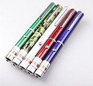 LT-8884 Single Green Laser Pointer Pen(1mw.532nm.2XAAA.5-Color)