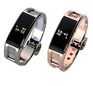 D8 Smart Bluetooth Titanium Watch Bracelet Supports Remote Synchronization with Pedometer and Sleep Monitoring Function