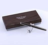 HERO  9300 Silver Edge  fountain Pen(1pen)