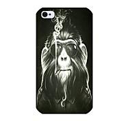 occhiali da sole gorilla modello posteriore Case for iPhone 4 / 4s