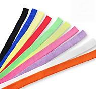 fangcan micro-fibra de algodón hilado sudor absorción apretones de toallas 10 piezas