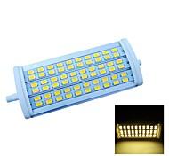 R7S 16 W 60 SMD 5630 1760 LM Warm White Recessed Retrofit Decorative Flood Lights AC 85-265 V